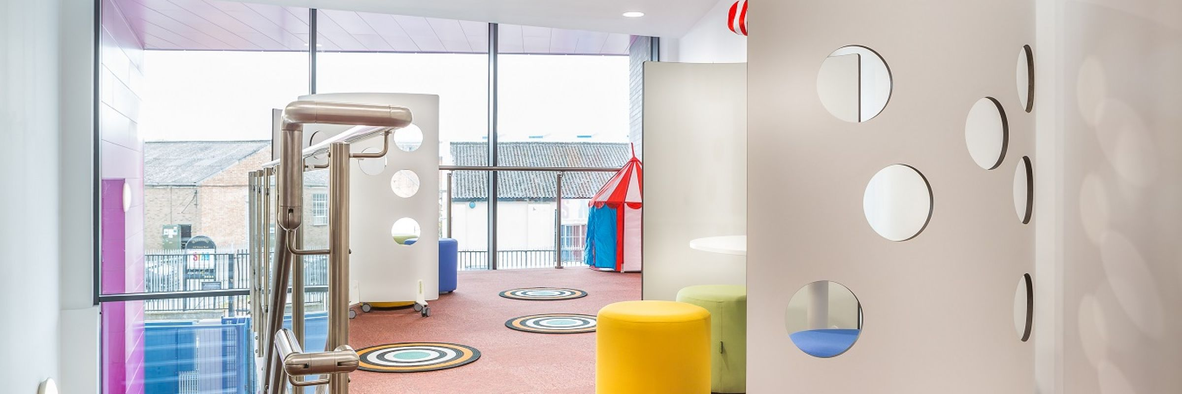 A range of furniture for a new school